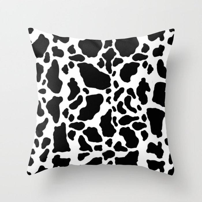 Animal Skin Throw Pillow