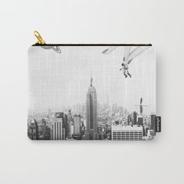 New York bw Carry-All Pouch