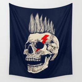 Punks Not Dead Wall Tapestry