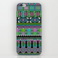 aztec iPhone & iPod Skins featuring Aztec by Fimbis