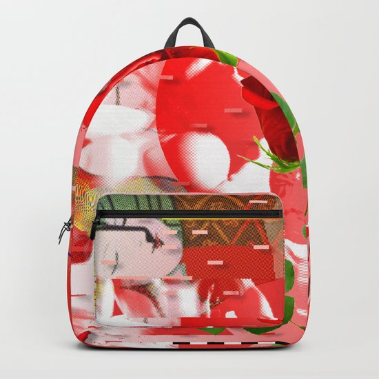 Forget It < The NO Series (Red) Backpack