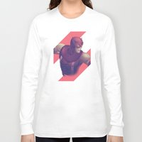 archer Long Sleeve T-shirts featuring The Archer by andbloom