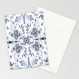 Oslo Folk Art Stationery Cards