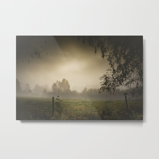 Even heroes cry sometimes Metal Print