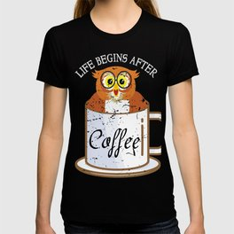 Coffee Lover  Shirt Gift T-shirt