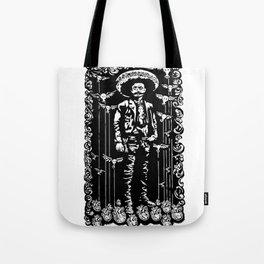 Zapata lives Tote Bag