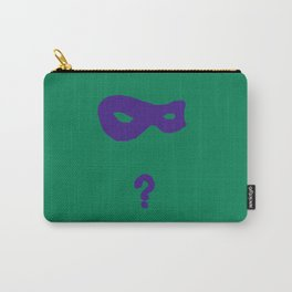 Riddler Icon Carry-All Pouch