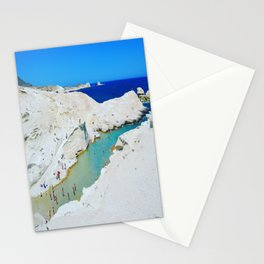 Milos or the Moon Stationery Cards