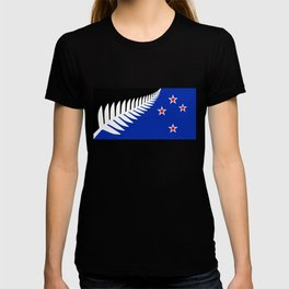NZ flag (that nearly made it) 2016 T-shirt