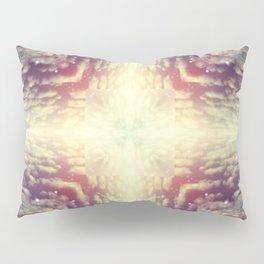 Cloud Prism Original Artwork by Rachael Rice Pillow Sham