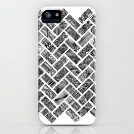 Man Made iPhone Case