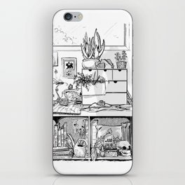 The Modern Witch's Studio iPhone Skin