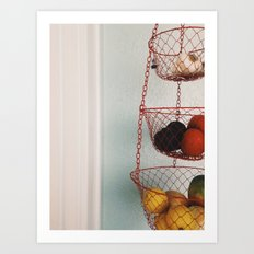 Low Hanging Fruit Art Print