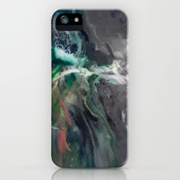 Nature in the City iPhone Case