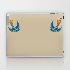Swallow Tattoo Laptop & iPad Skin