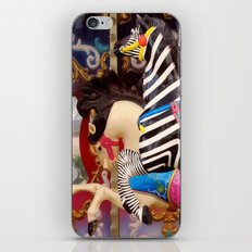 Carousel iPhone & iPod Skin