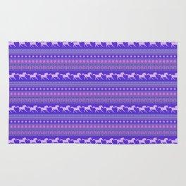 Horse Pattern Rug