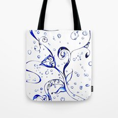 An Unrealistic Reality Tote Bag