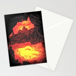 villainous island  Stationery Cards