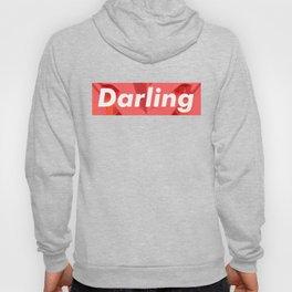 Strelizia Darling Supreme-esque Logo Hoody