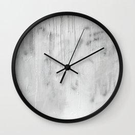 Seattle Weather Wall Clock
