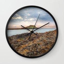 Worms Head Wall Clock