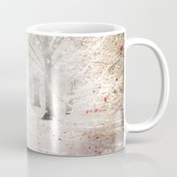 narnia Mugs featuring Words Unspoken by Jenndalyn