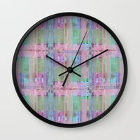 discount Wall Clocks featuring Many windows - Many stories by Roxana Jordan