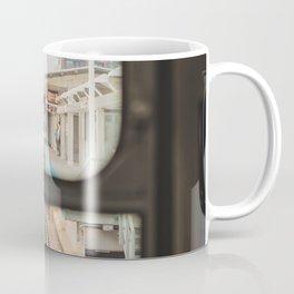 Loop Bound - Chicago El Photography Coffee Mug