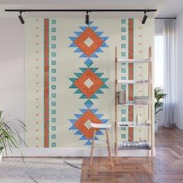 geometry navajo pattern no3 Wall Mural