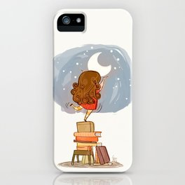 Nothing is out of reach iPhone Case