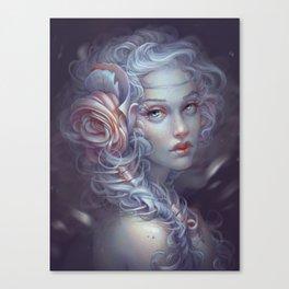 Lithium Canvas Print