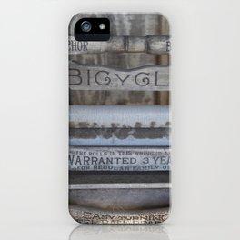 Grandma's Washer iPhone Case
