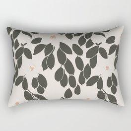 Zooey Magnolia Rectangular Pillow