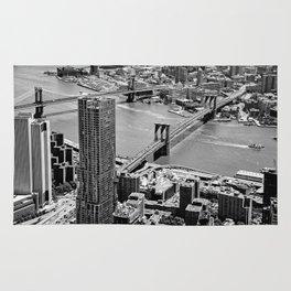 Brooklyn Bridge View - New York City Rug