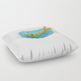 Let's Get Pho'ed Up! Floor Pillow