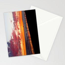 Sunset @ Dog Beach  ( 9/7/13 ) Stationery Cards