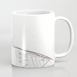 Portrait of My Cat: Greybo Coffee Mug
