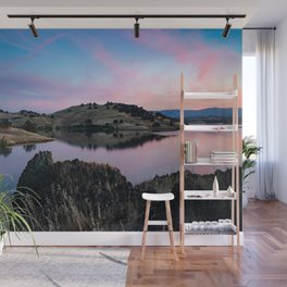 Black Butte Lake - Northern California Wall Mural