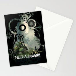 Nier: Automata Stationery Cards