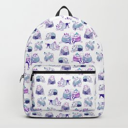 Purrrfect Backpack