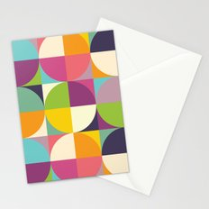 Quarters Quilt 4 Stationery Cards