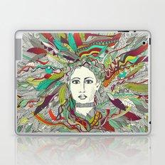 Goddess Aurora Laptop & iPad Skin