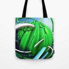 Spring Squash Tote Bag