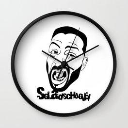Sgladschdglei Wall Clock