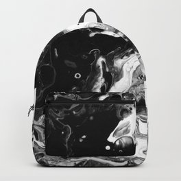 Monochrome Lava Flow Backpack