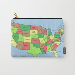 This Land Isn't Your Land Carry-All Pouch