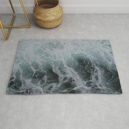 Wave Foams Rug