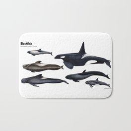 Blackfish Bath Mat