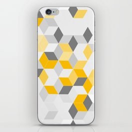 Yello Dimension iPhone Skin